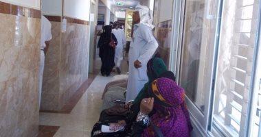صور.. صحة جنوب سيناء: انطلاق قافلة طبية بمدينة سانت كاترين