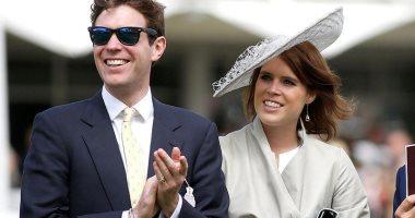 الأميرة البريطانية يوجينى تقيم حفل زفافها على غرار حفل الأمير هارى