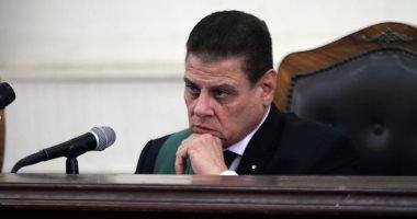 """الحكم فى إعادة محاكمة """"بديع"""" و 12 آخرين بـ""""أحداث مكتب الإرشاد"""".. اليوم"""