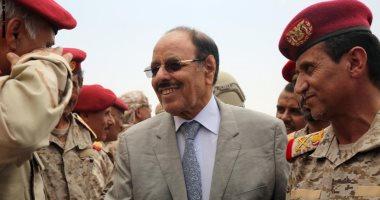 نائب الرئيس اليمنى يدين الهجمات على منشأتى نفط بالسعودية ودور إيران