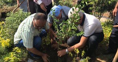 تفعيل منظومة الشكاوي بالإدارات الزراعية بالبحيرة