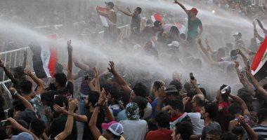 العشرات يعتصمون بالبصرة العراقية للمطالبة بتوفير خدمات وفرص عمل