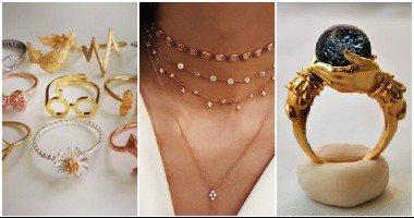 إكسسوارات بطعم المجوهرات.. 10 أشكال موضة السنادى اختارى منها