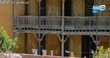 فيديو.. محمود سعد يدخل فى نوبة ضحك ويخرج لفاصل بسبب فنار بورسعيد الأثرى