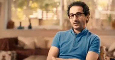 أحمد حلمى عن مشاركته فى فيلم The Crew: لو مكنتش شاركت كنت خسرت