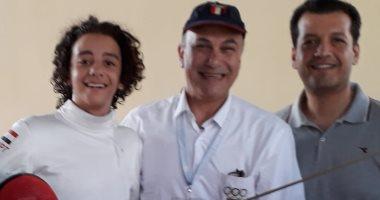 ذهبيتان جديدتان للسلاح فى الألعاب الأفريقية بالجزائر