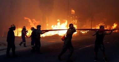ارتفاع حصيلة ضحايا الحرائق فى اليونان إلى 91 شخصا على الأقل