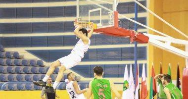 مصر تواجه الإمارات بالبطولة العربية لمنتخبات السلة