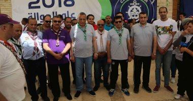 أشرف صبحى: الرياضة لها دور مجتمعى كبير فى إحياء الأعياد الوطنية لمصر