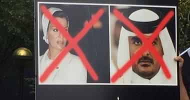 """عضو بـ""""دفاع البرلمان"""" يؤكد تبديد نظام تميم ثروات الشعب القطرى على الإرهابيين"""