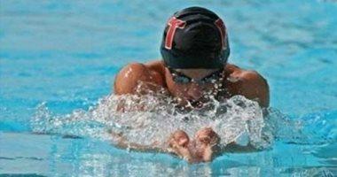 أحمد سالم يفوز ببرونزية 200 متر فراشة بالألعاب الإفريقية
