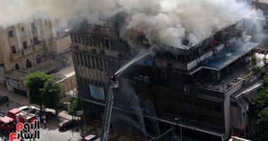 تشييع جثمان ضحية حريق الصحة النفسية بكفر الشيخ