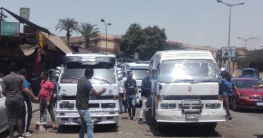 المرور يغلق شارع السودان جزئيا بسبب إصلاح كابل كهرباء لمدة 3 أيام