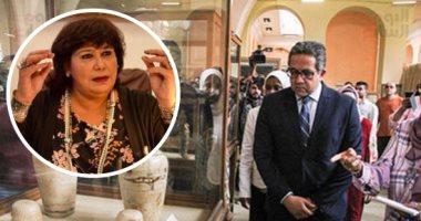 حصاد الثقافة.. تفاصيل مؤتمر أدباء مصر.. والسعى لضم المتحف المصرى لقائمة التراث
