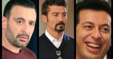 """خالد النبوى يقترب من """"ترانيم إبليس"""" مع أحمد السقا ومصطفى شعبان"""