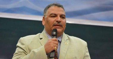 وجيه جمال الأمين العام لنقابة المرشدين السياحيين