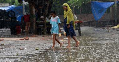 مصرع 23 شخصا بسبب الأمطار الموسمية فى الهند