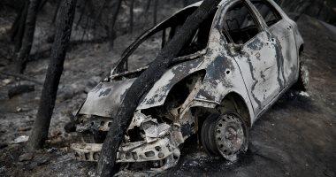 القبض على 3 عاطلين أشعلوا النار بسيارة داخل جراج حي العجوزة بسبب توك توك