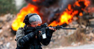 قوات الاحتلال تطلق النار وقنابل الغاز تجاه مزارعين شرقى خان يونس