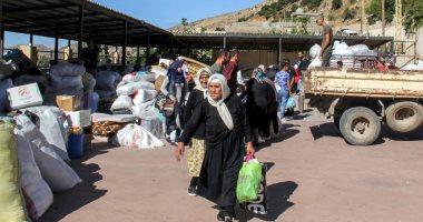 موسكو: عودة 2000 لاجئ سورى خلال الساعات الـ24 الماضية
