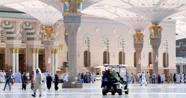 صحيفة سبق السعودية: مريض نفسى يطلق النار فى ساحة المسجد النبوى