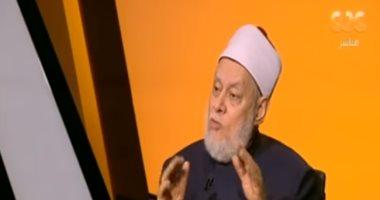 فيديو.. على جمعة: الجماعات الإرهابية المقيمة بالخارج عليها إثم الفتنة بمصر