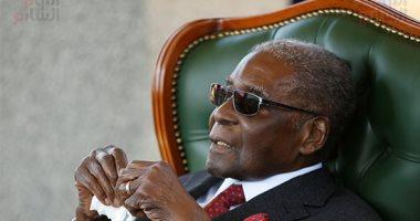 موجابى يعلن قبوله لرئيس زيمبابوى الحالى قائدًا شرعيًا للبلاد