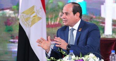 الرئيس السيسى يصدق على قانون مكافحة جرائم تقنية المعلومات