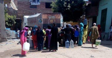 شكوى من انقطاع المياه لفترات طويلة عن شارع بورسعيد بالشرقية
