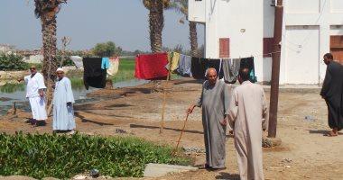 أهالى 5 قرى بالشرقية يطالبون بتغيير محول الكهرباء .. فيديو وصور