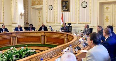 رئيس الوزراء يلتقى وزير الدولة ومسئول تنسيق الشؤون البرلمانية السودانى - صور