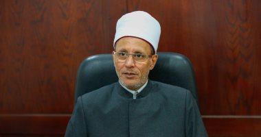 صالح عباس رئيس قطاع المعاهد الأزهرية