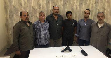 حبس 6 متهمين انتحلوا صفة ضباط شرطة وخطفوا قهوجى بسبب الآثار بحلوان