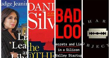 تعرف على أهم 10 روايات أجنبية الأكثر مبيعا فى 2018