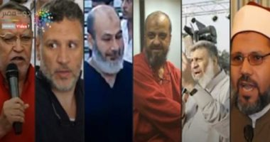 فيديو.. مجدى عبد الحليم يطالب البرلمان بسن قانون يصادر أموال الإخوان