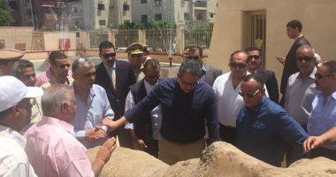 حصاد الثقافة.. وزير الآثار يتفقد متحف سوهاج والكشف عن تمثال فاتن حمامة