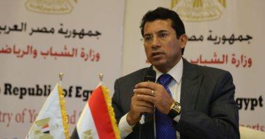 وزير الرياضة يعلن رؤية الوزارة لتطوير مراكز الشباب بالمحافظات.. تعرف عليها