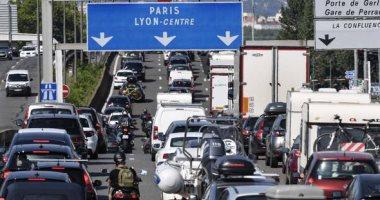"""فرنسا تشهد تكدسات مرورية تتعدى 250 كم وتصف اليوم بـ""""السبت الأسود"""""""