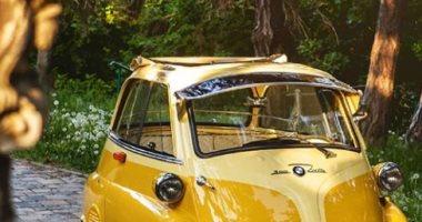 """شاهد كيف اخترع صناع السيارات الألمانية الـ""""توك توك"""" فى بداية القرن العشرين"""