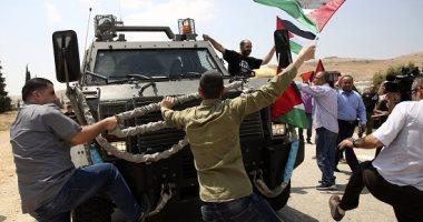 استشهاد فلسطينى دهسته مركبة اسرائيلية شرق قلقيلية