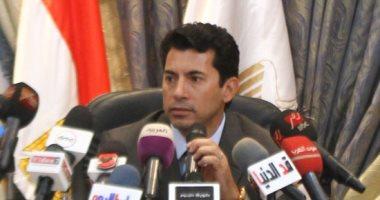 وزير الرياضة عن تقرير حصر أموال الأهلى إجراء طبيعى سيتم بكل الهيئات