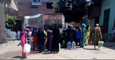 قطع مياه الشرب عن مدينة أسوان بالكامل 12 ساعة لأعمال الصيانة