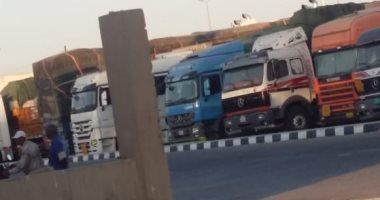 طوارئ بميناء سفاجا استعدادا لسفر عمالة خدمة الحجاج