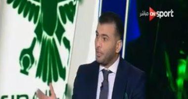 عماد متعب: لاعبو الأهلى افتقدوا الروح أمام الترجى وأضاعوا أسهل بطولة هذا الموسم