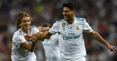أسينسيو يثير الشكوك حول مستقبل مودريتش مع ريال مدريد ويلمح لرحيله