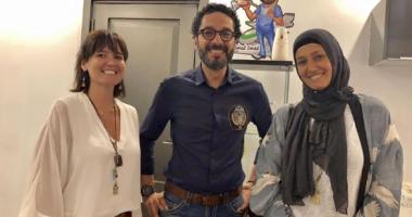 مزاعم من ابنة خيرت الشاطر بتقرب حلا شيحة من سيدات التنظيم قبل خلع الحجاب
