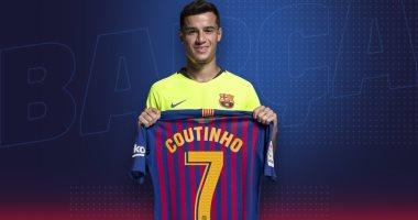 اخبار برشلونة اليوم عن أشهر نجوم القميص رقم 7 بعد انضمام كوتينيو