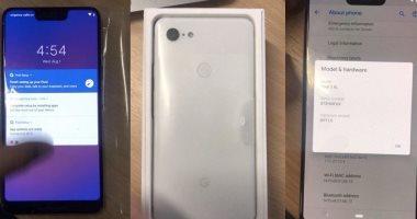 فيديو مسرب جديد يكشف عن هاتف جوجل المقبل Pixel 3 XL