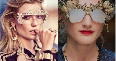 4 موديلات نظارات كاجوال لعاشقات الجرأة