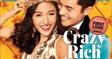 """فيلم """"Crazy Rich Asians"""" يضع بطلاته فى مقارنة مع عارضات أشهر دور الأزياء"""